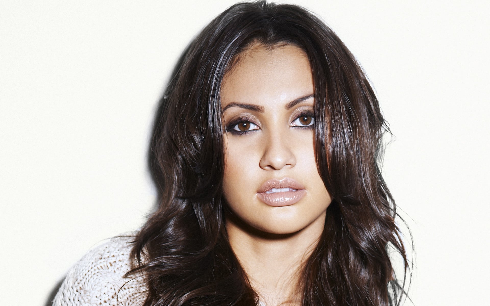 Francia Raisa face wallpapers