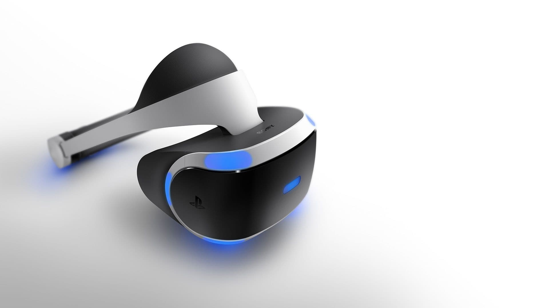 PlayStation VR white background wallpapers