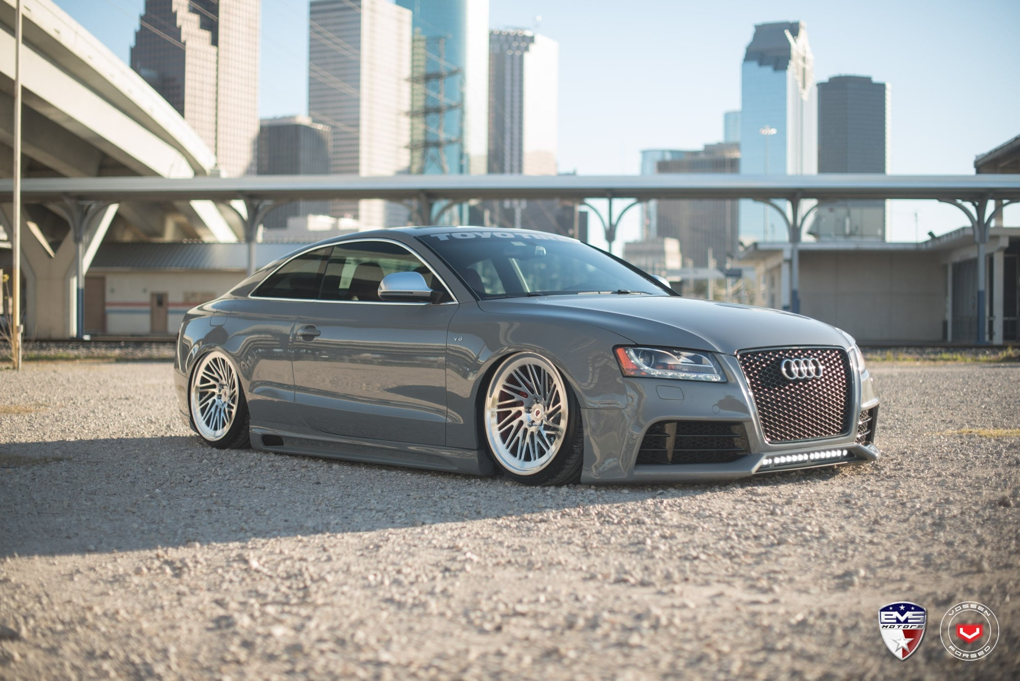 2015 Audi S5 Coupe Tuning 1920x1080 wallpaper