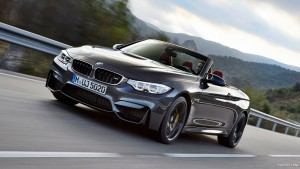 2016 BMW M4 Convertible motion 1920x1080 wallpaper