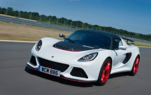 2016 Lotus Exige 360 motion High Resolution wallpaper