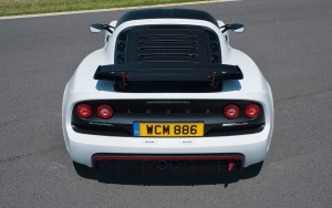 2016 Lotus Exige 360 rear photo