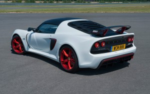 2016 Lotus Exige 360 white HD wallpapers