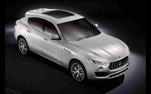 2016 Maserati Levante 4k wallpaper download