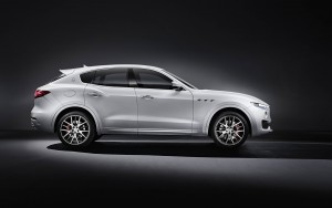 2016 Maserati Levante side 1920x1080 wallpaper