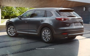 2016 Mazda CX-9 wallpapers