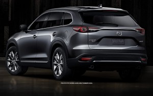 2016 Mazda CX-9 family car HD wallpaper for PC