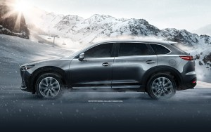 2016 Mazda CX-9 landscape HD photo