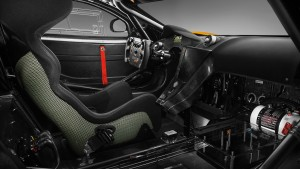 2016 McLaren 650S GT3 interior 4k wallpaper download