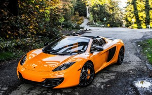 Cool 2016 McLaren mp4-12c spyder High Resolution wallpaper