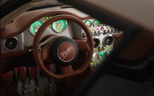 2016 Spyker C8 Preliator interior HD backgrounds