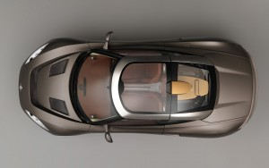 2016 Spyker C8 Preliator roof photo