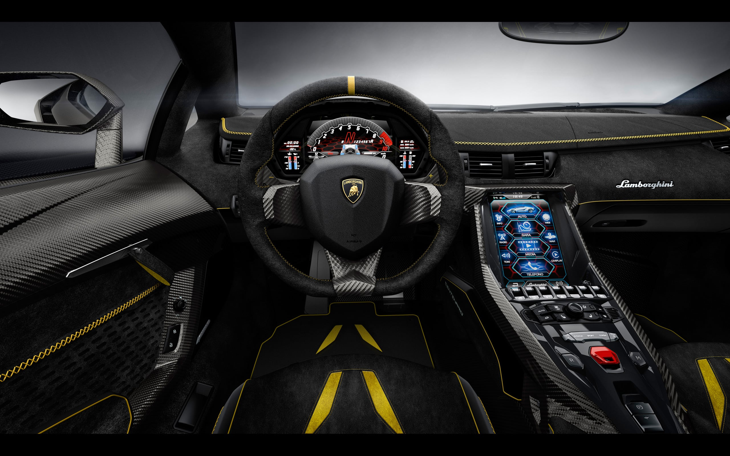 2016 Lamborghini Centenario LP 770-4 HD wallpapers