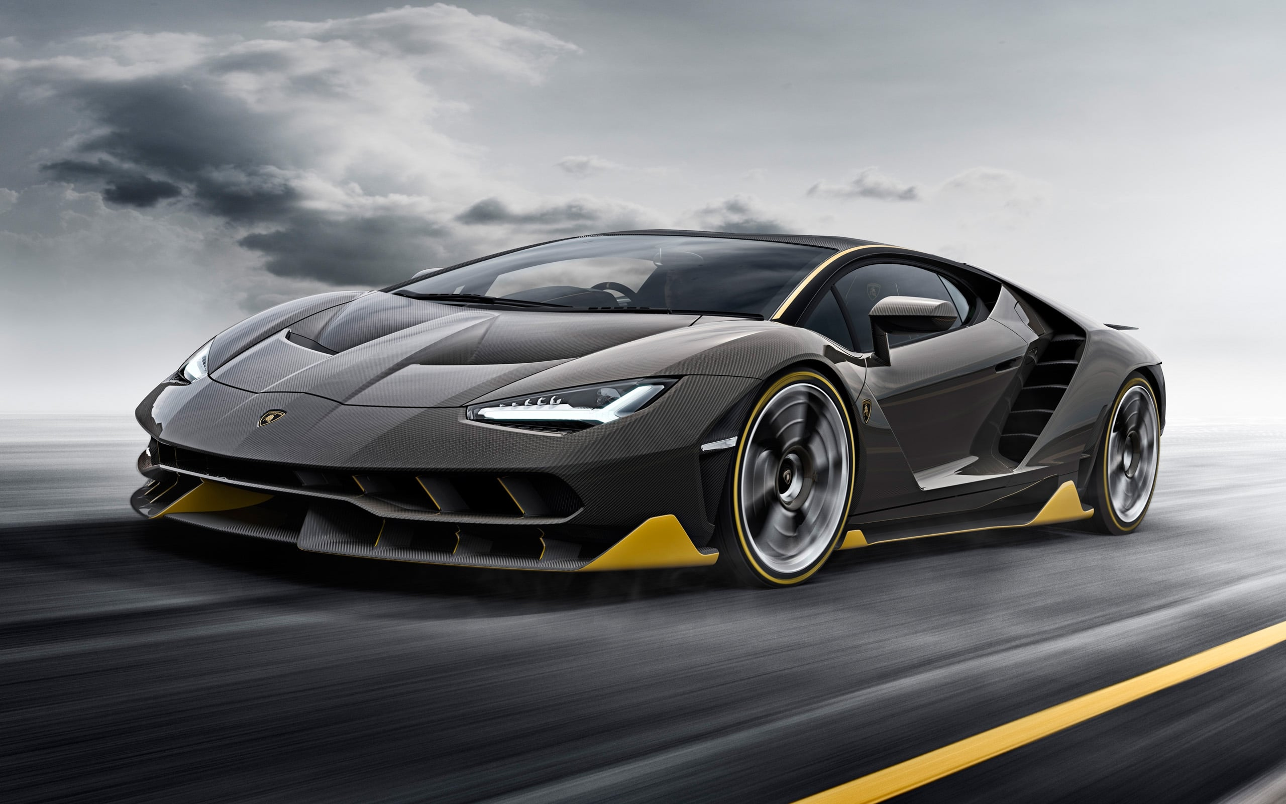 2016 Lamborghini Centenario LP 770 4 motion High Resolution wallpaper