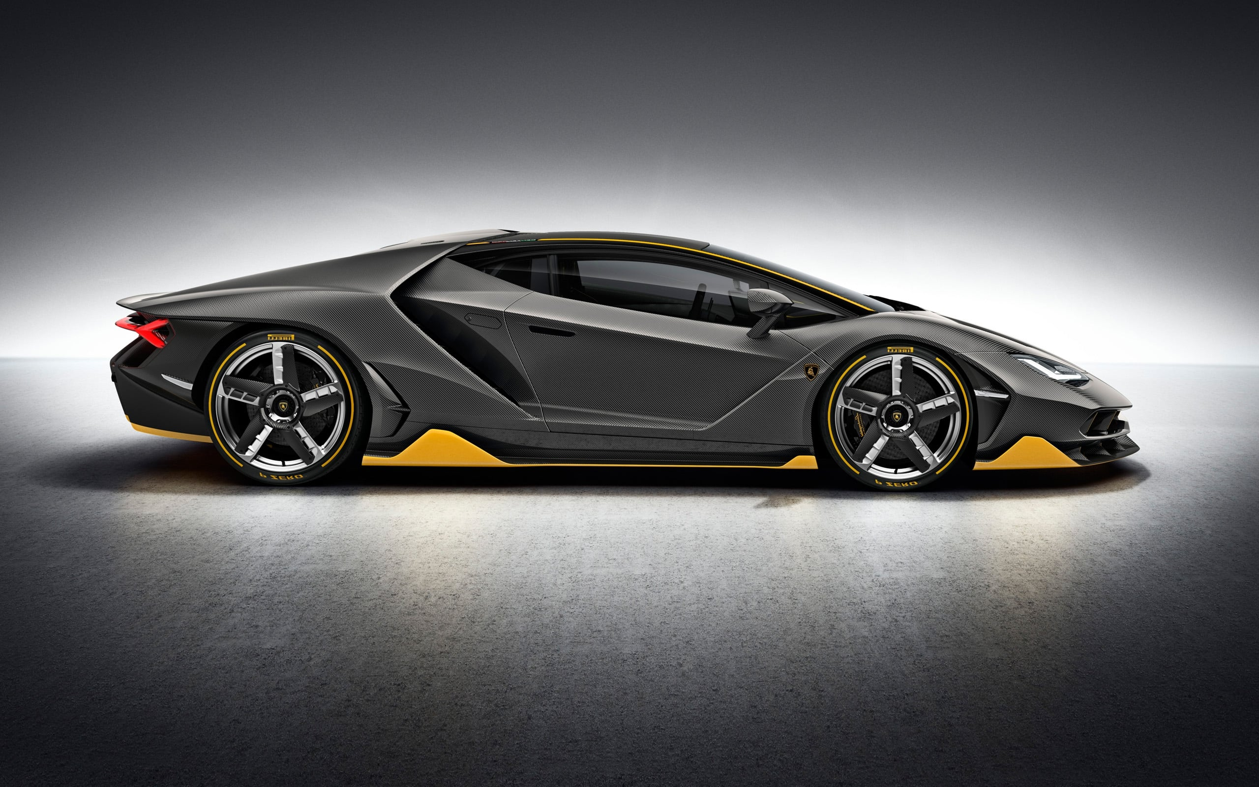 Lamborghini Centenario Lp Side Hd Wallpapers on Hd Technology For Cars