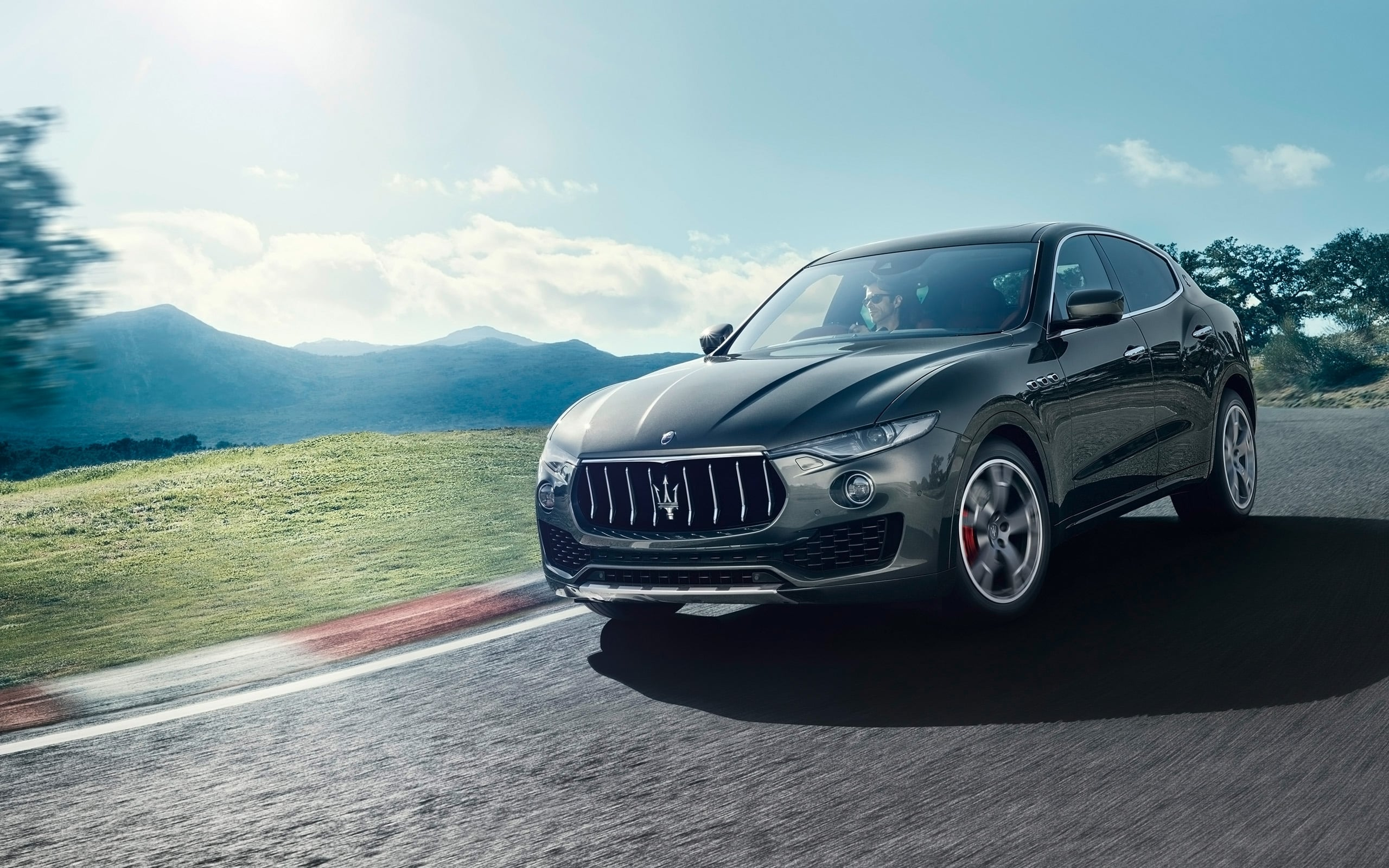 2016 maserati levante hd wallpapers high quality - Maserati levante wallpaper ...