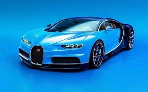 2017 Bugatti Chiron photo