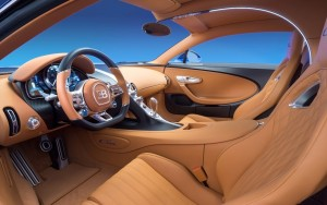 2017 Bugatti Chiron interior High Resolution