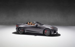 2017 Jaguar F Type SVR Convertible High Resolution wallpaper