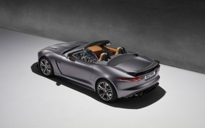 2017 Jaguar F Type SVR Convertible photo