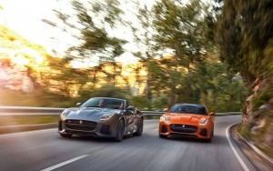 Awesome 2017 Jaguar F Type SVR Convertible with F Type SVR Coupe pictures