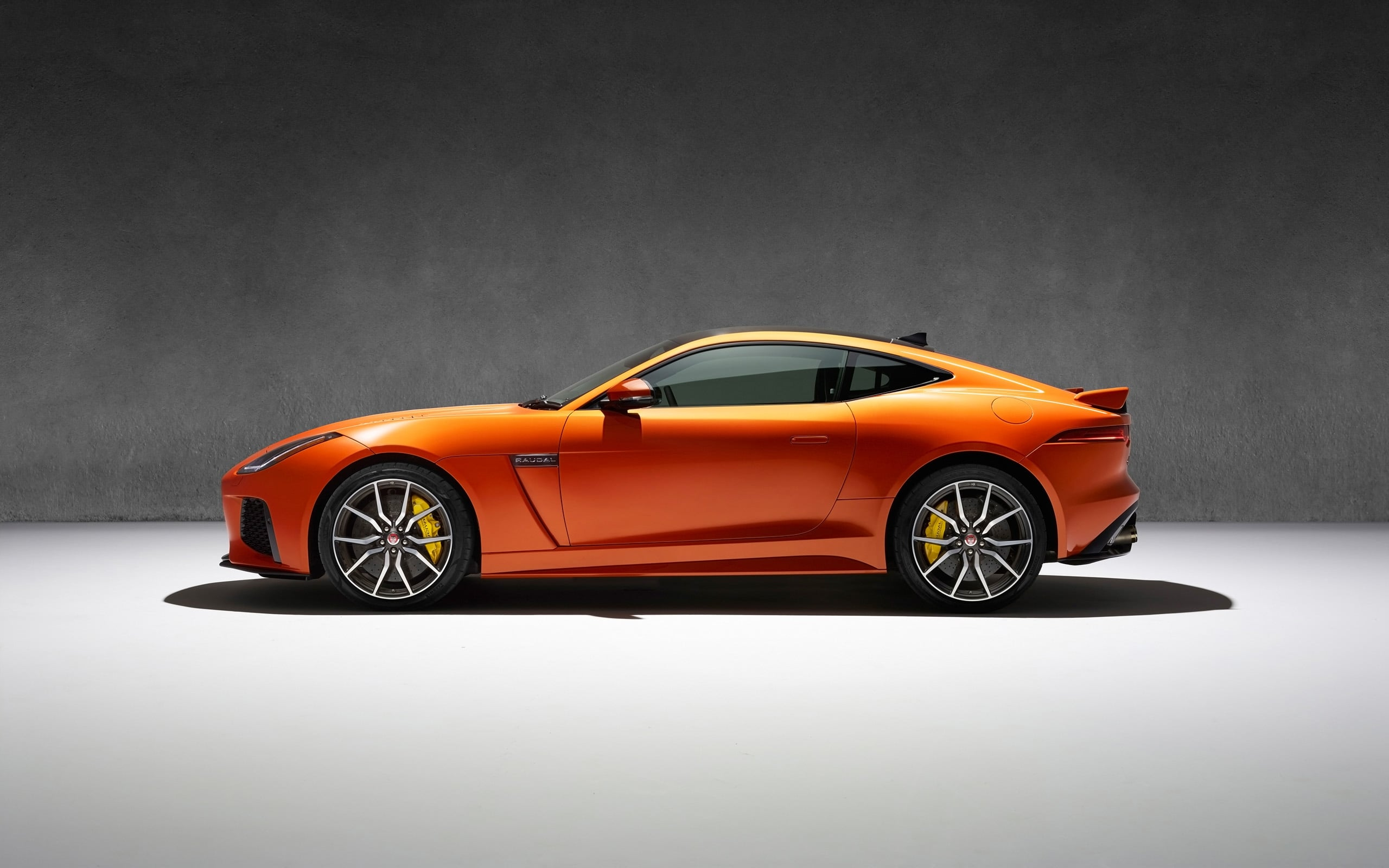 2017 Jaguar F Type SVR Coupe 1920x1080