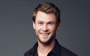 wallpaper Chris Hemsworth smile images HD
