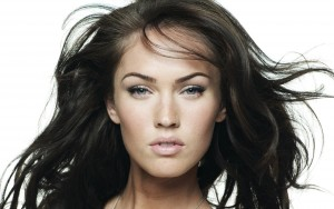face Megan Fox High Quality Wallpapers