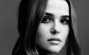 Zoey Deutch bw picture High Resolution