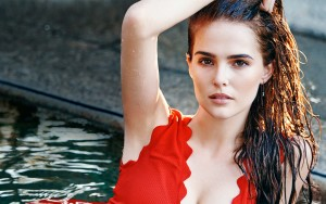Zoey Deutch cool new wallpaper