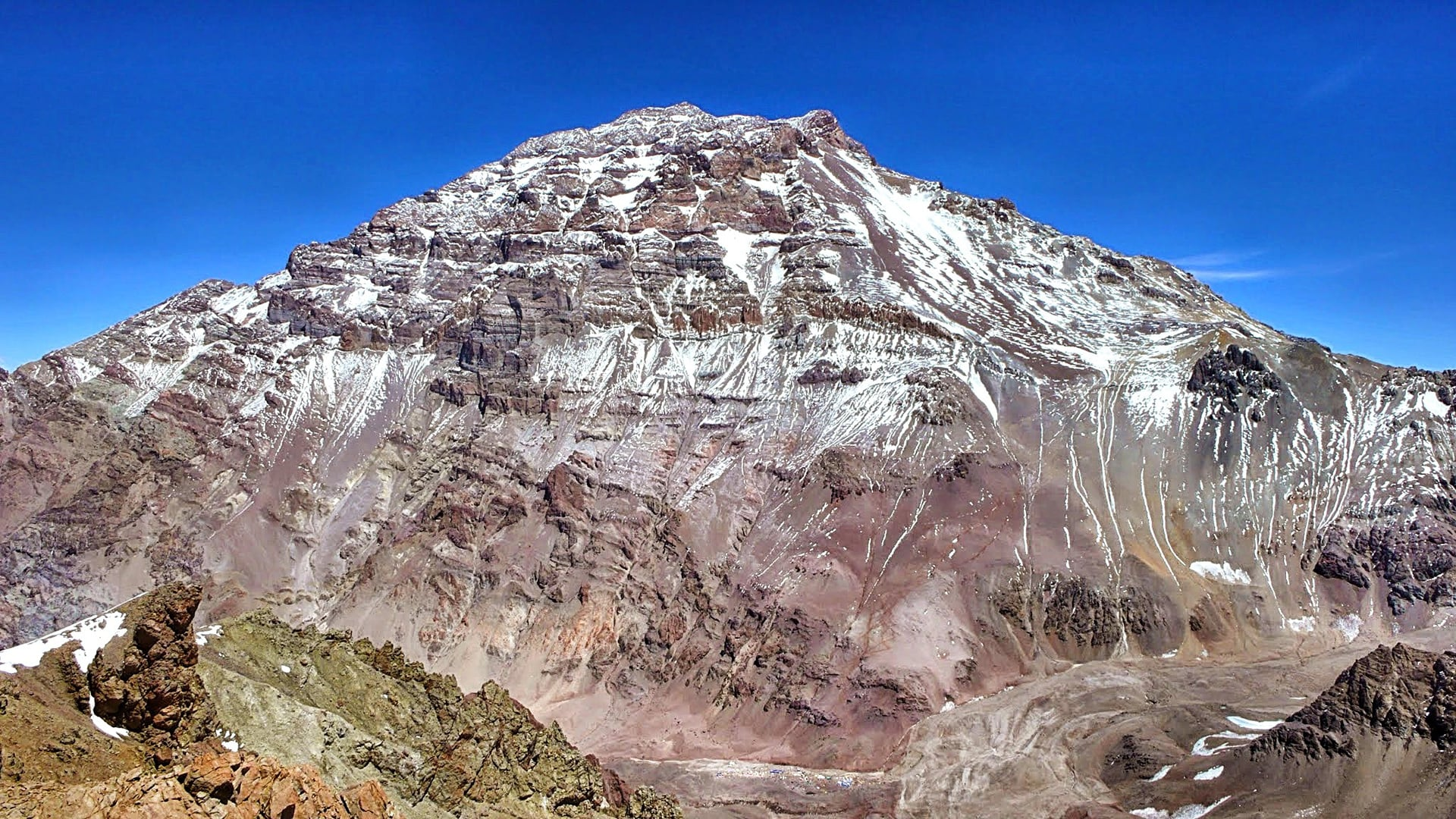 Aconcagua sky wallpapers