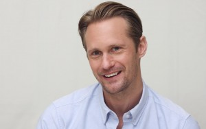 Alexander Skarsgard smile High Quality wallpapers