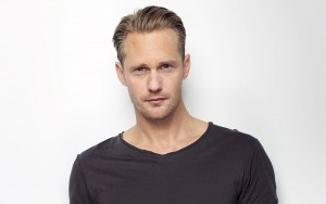 Alexander Skarsgard white background picture High Resolution