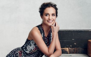 Alicia Vikander HD wallpapers for Desktop