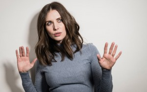 Alison Brie background High Quality