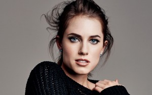 Allison Williams 2016 wallpaper eyebrows
