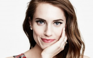 Allison Williams eyes HD pic