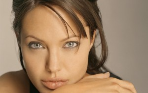 Angelina Jolie Wallpaper for Desktop Widescreen