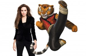 Angelina Jolie wallpapers HQ tigress