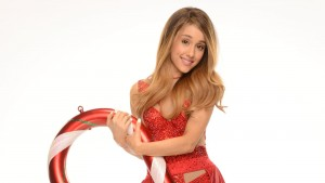 Ariana Grande smile white background HD images