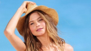 Awesome Behati Prinsloo in hat pictures