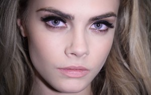 HD Cara Delevingne eyes Desktop wallpaper