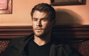Wallpaper Chris Hemsworth cool full HD photo