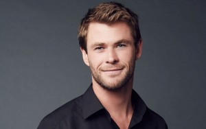 Wallpapers new Chris Hemsworth cute face Desktop images