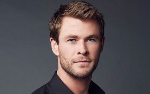wallpaper Chris Hemsworth face haircut HD images