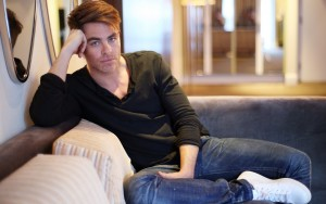 Chris Pine Desktop Wallpapers Widescreen
