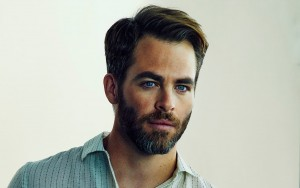 Chris Pine cute HD wallpaper for Desktop