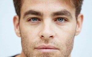 Chris Pine eyes new image