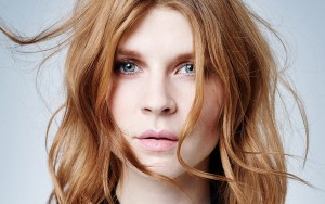 Clemence Poesy 2016 wallpaper eyes