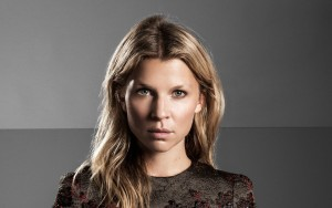 Clemence Poesy face HD pic